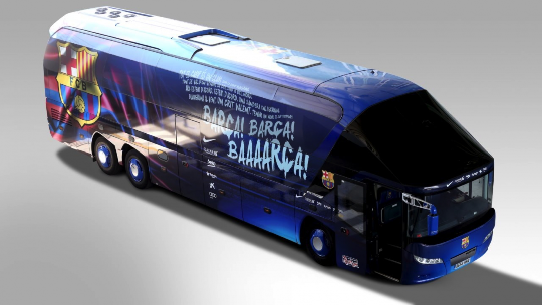 FCバルセロナトップチーバス