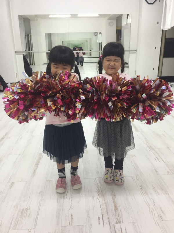 1月 LOICX☆チアダンススクール 名古屋
