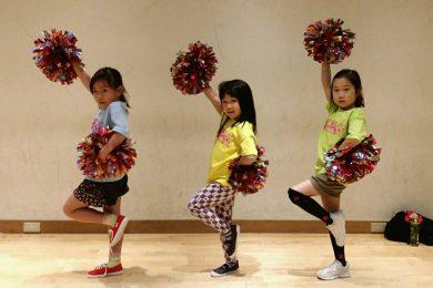 2月 LOICX☆チアダンススクール 新宿 イベント前