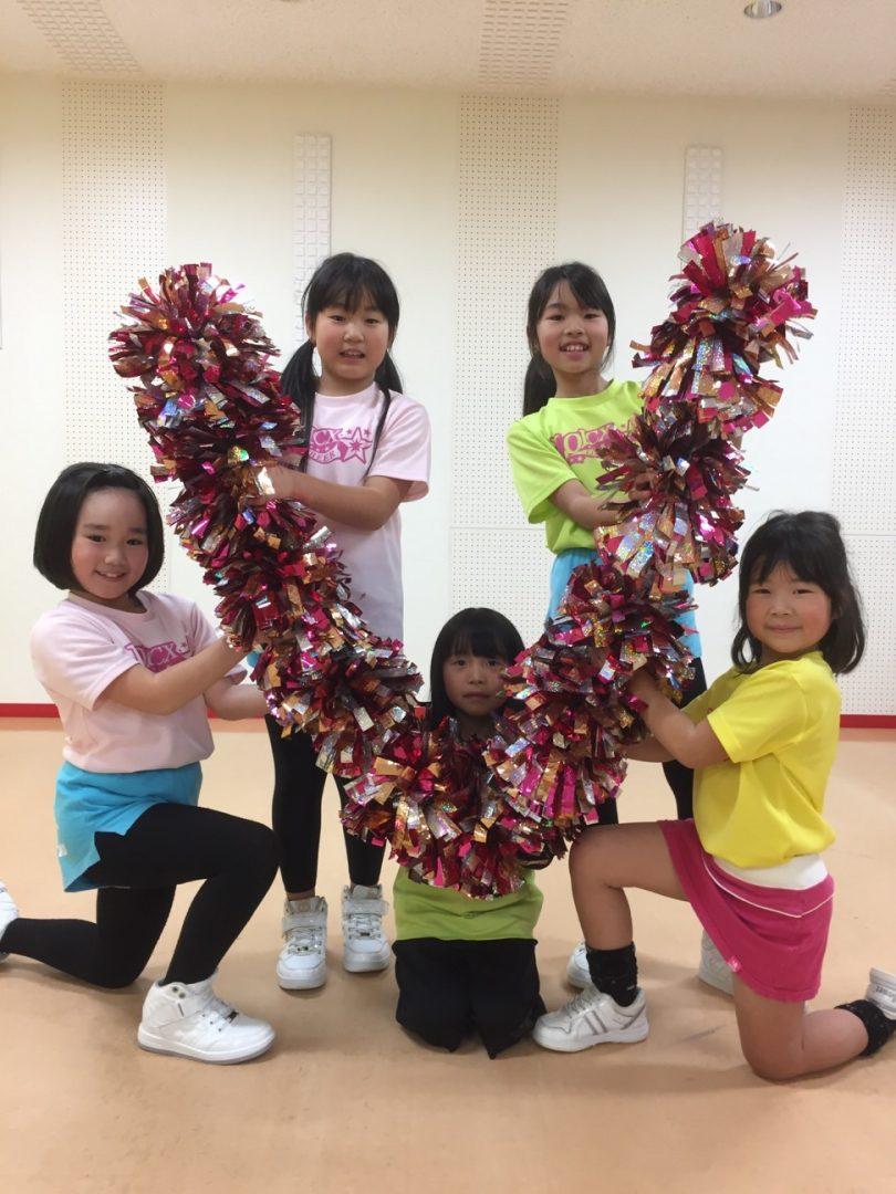 1月 LOICX☆チアダンススクール 可児多治見 コーチ
