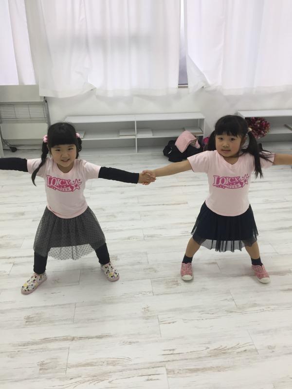 1月 LOICX☆チアダンススクール 名古屋 完璧に踊る