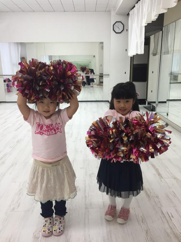 2月 LOICX☆チアダンススクール 名古屋