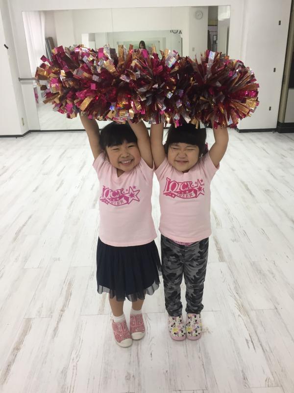 2月 LOICX☆チアダンススクール 名古屋 先生