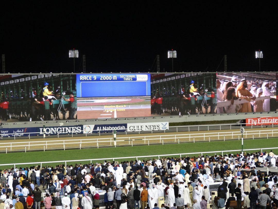 ドバイワールドカップ最終レース