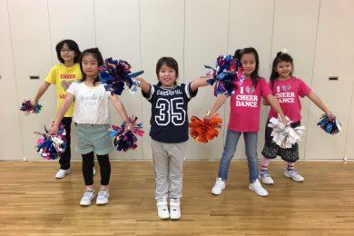 1月 LOICX☆チアダンススクール 堺鳳校