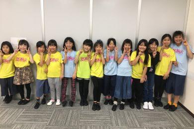 1月 LOICX☆チアダンススクール 勝川駅前 みんなの課題