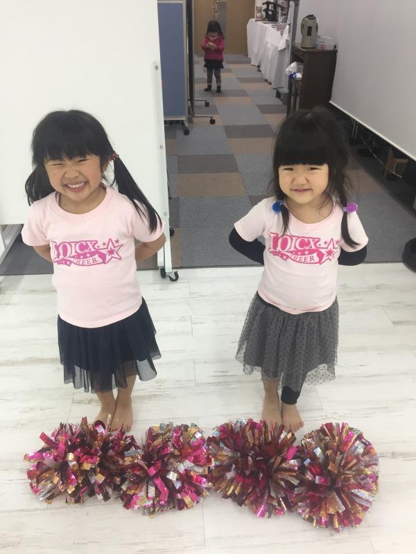 3月 LOICX☆チアダンススクール 名古屋校