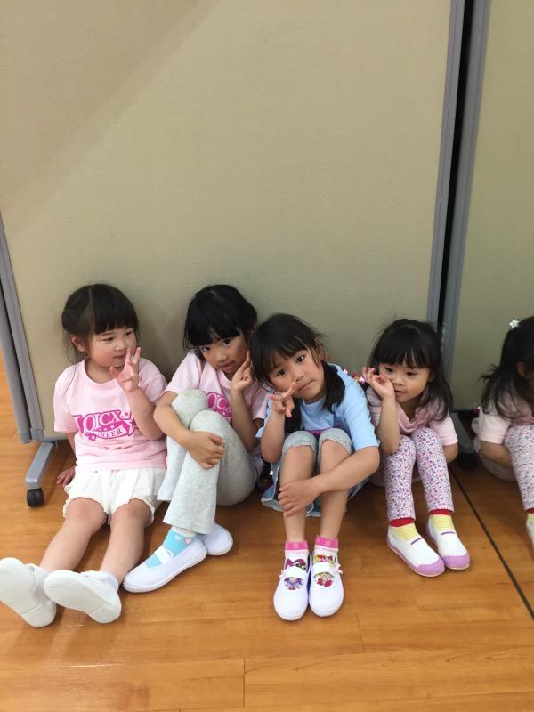 5月 LOICX☆チアダンススクール 守山志段味 成長