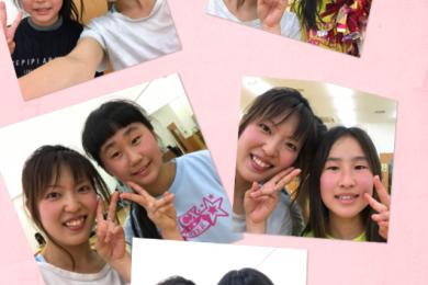 3月 LOICX☆チアダンススクール 和泉光明池 卒業