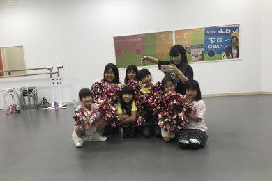 1月 LOICX☆チアダンススクール くずはモール校