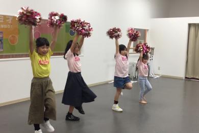 2月 LOICX☆チアダンススクール くずはモール校