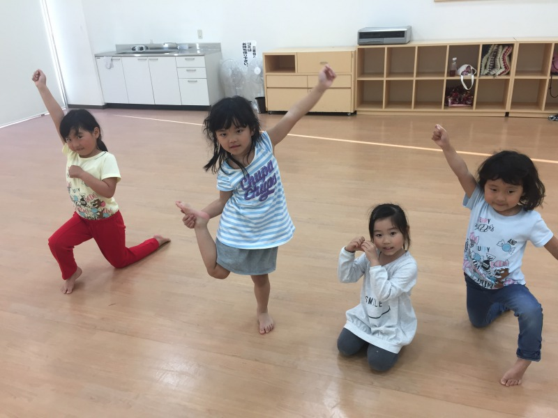 5月 LOICX☆チアダンススクール 津島 見て
