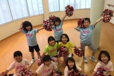 4月 LOICX☆チアダンススクール 本山 School Life