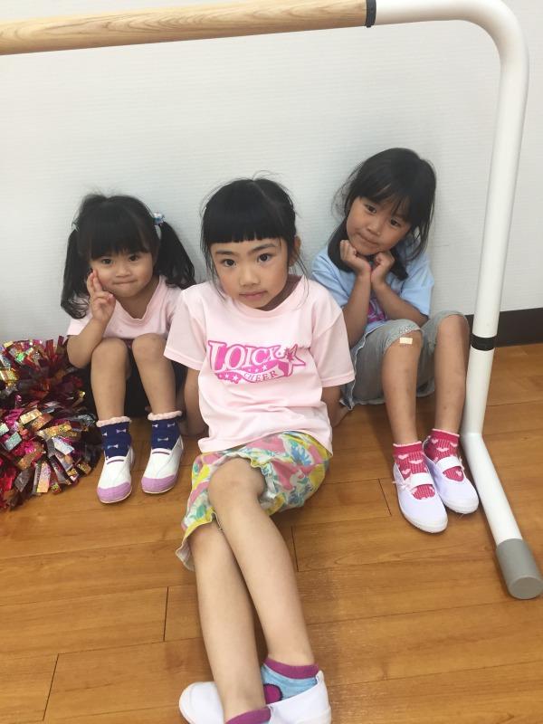 5月 LOICX☆チアダンススクール 守山志段味 自己紹介