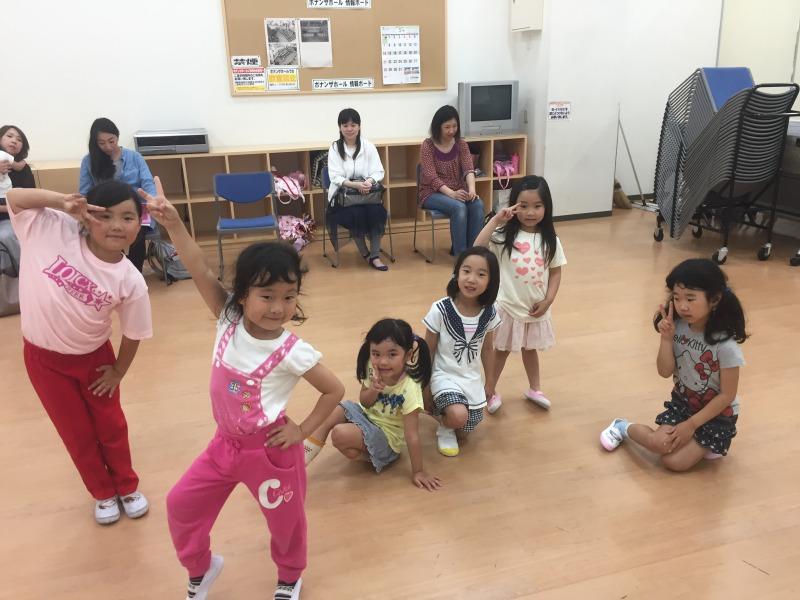 5月 LOICX☆チアダンススクール 津島