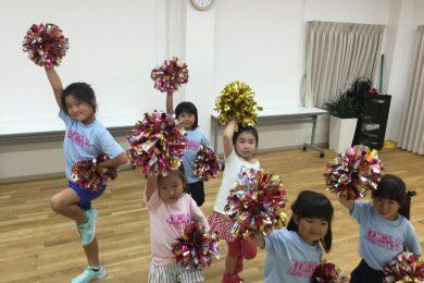 6月 LOICX☆チアダンススクール 大宮