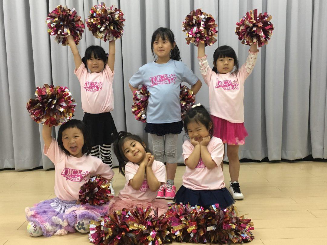 5月 LOICX☆チアダンススクール 神戸校 神戸まつり出たい