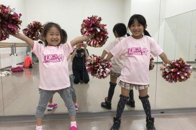 5月 LOICX☆チアダンススクール むさし村山