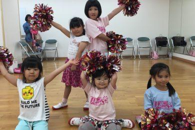 5月 LOICX☆チアダンススクール 多摩センター