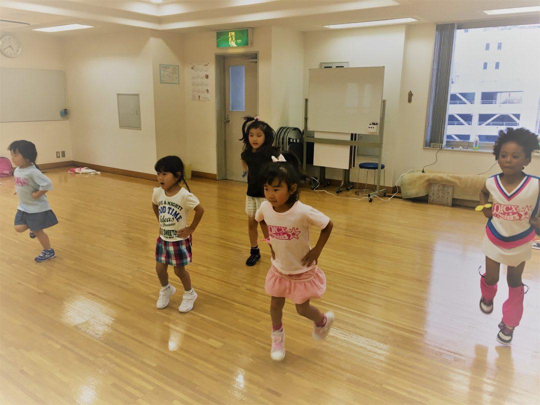 5月 LOICX☆チアダンススクール 川越