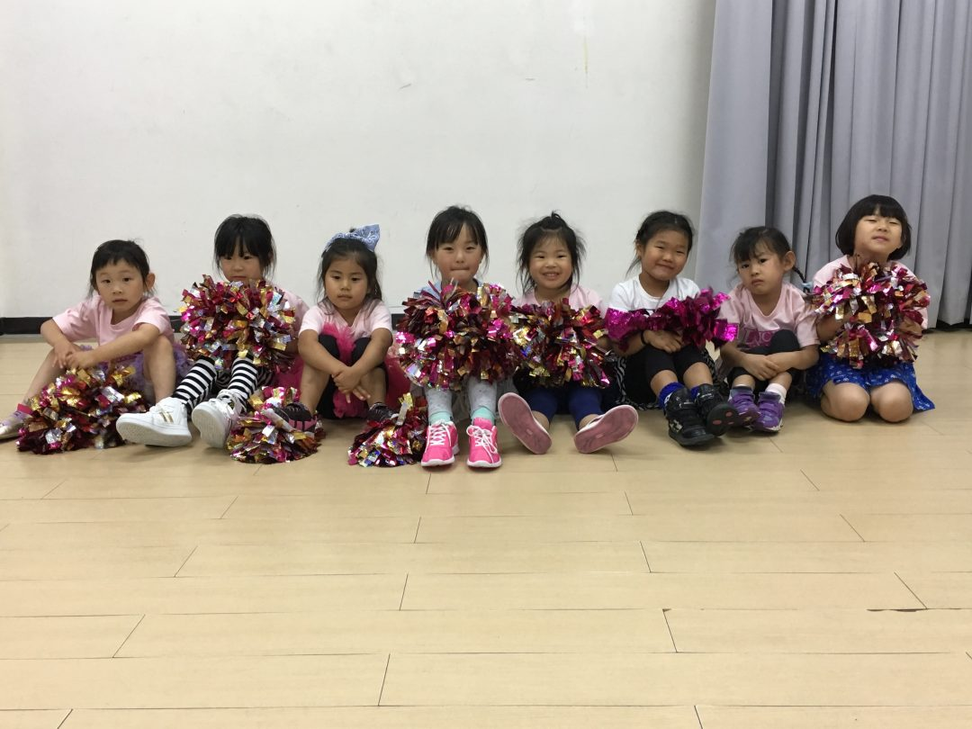 5月 LOICX☆チアダンススクール 神戸校 集中
