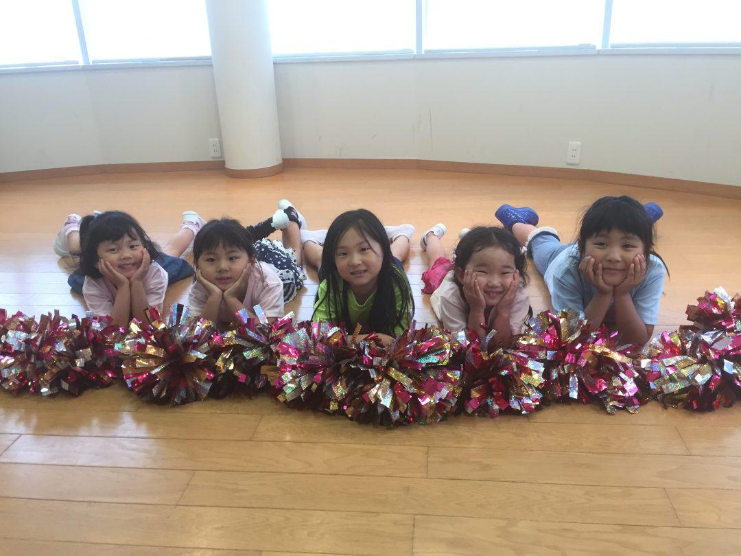 6月 LOICX☆チアダンススクール 本山 正しい