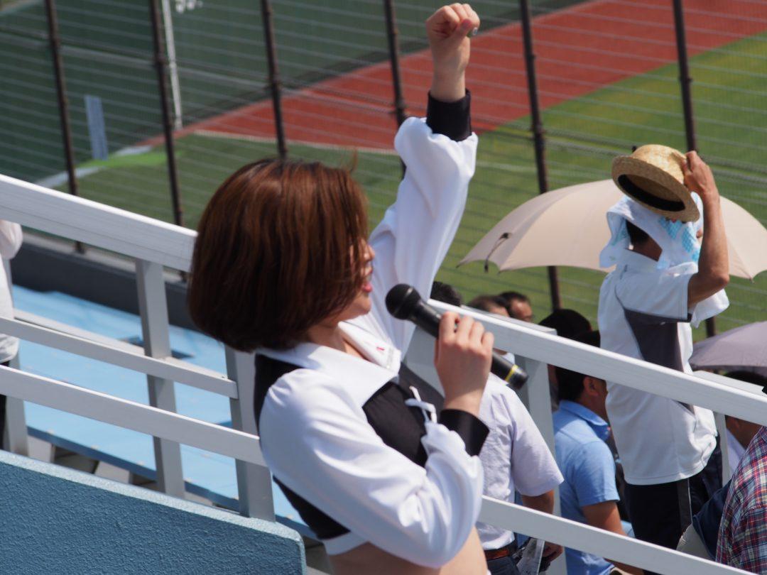 スタンド応援 LOICX GIRLS☆ MAIMAI