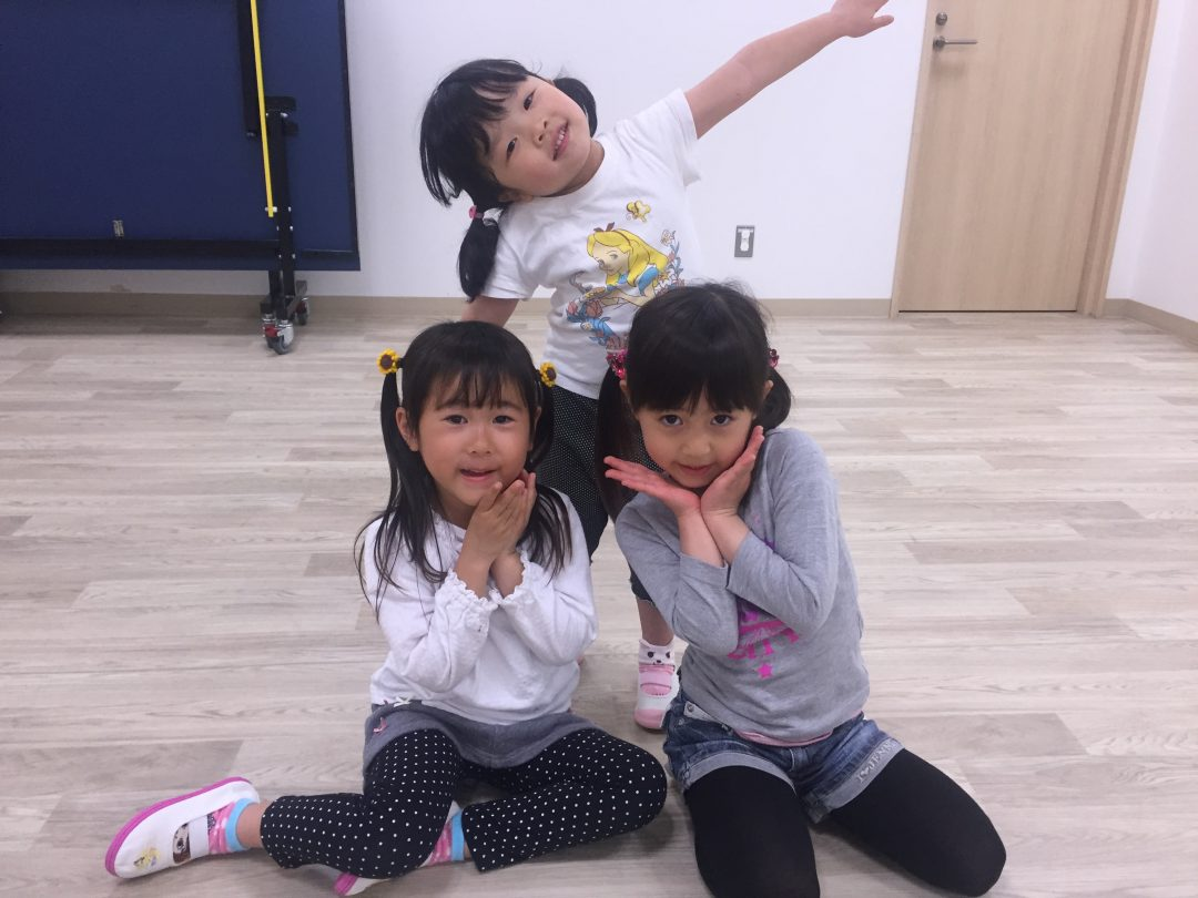 4月 LOICX☆チアダンススクール 葛西校