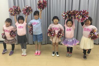 4月 LOICX☆チアダンススクール 神戸校 一緒にやろう