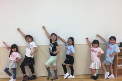 4月 LOICX☆チアダンススクール 湘南校