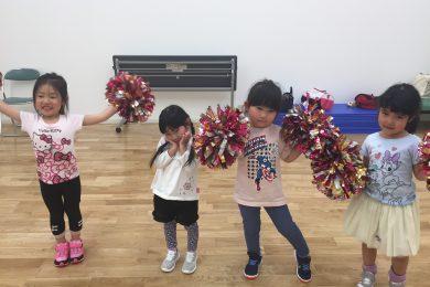 4月 LOICX☆チアダンススクール ららぽーと立川立飛校