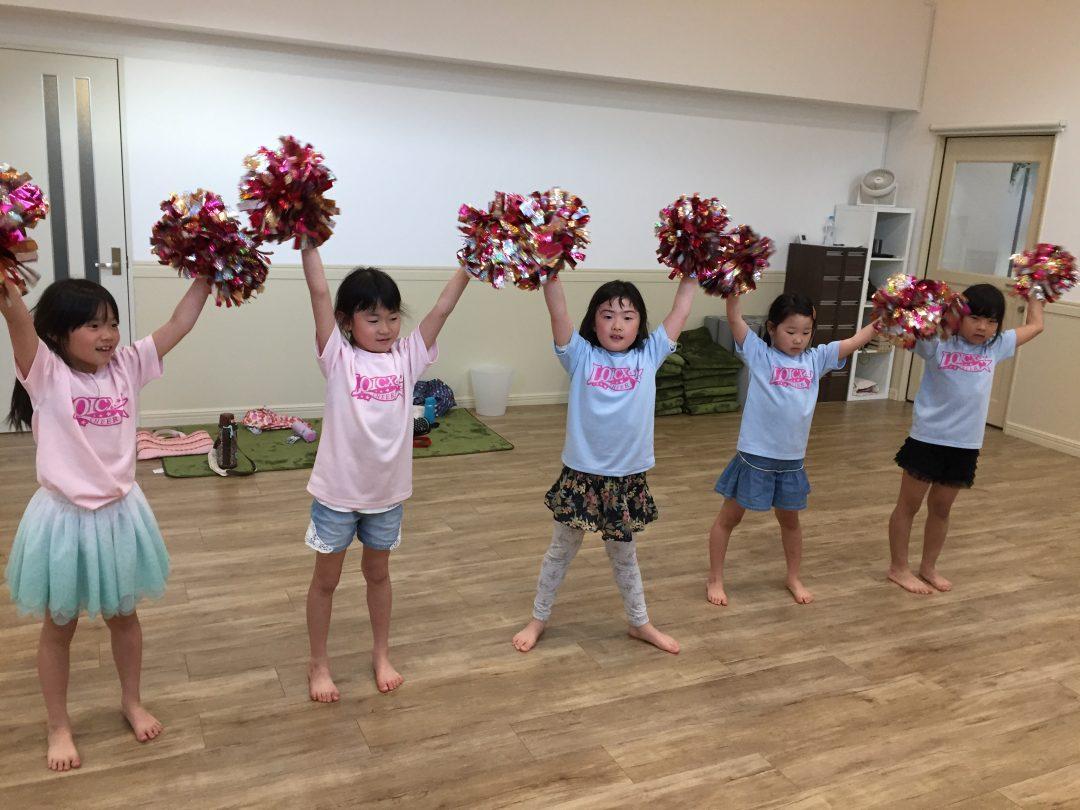 5月 LOICX☆チアダンススクール 長久手校