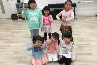 3月 LOICX☆チアダンススクール つくば校