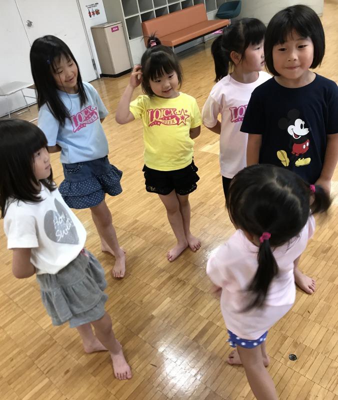 6月 LOICX☆チアダンススクール 海老名 頼もしい