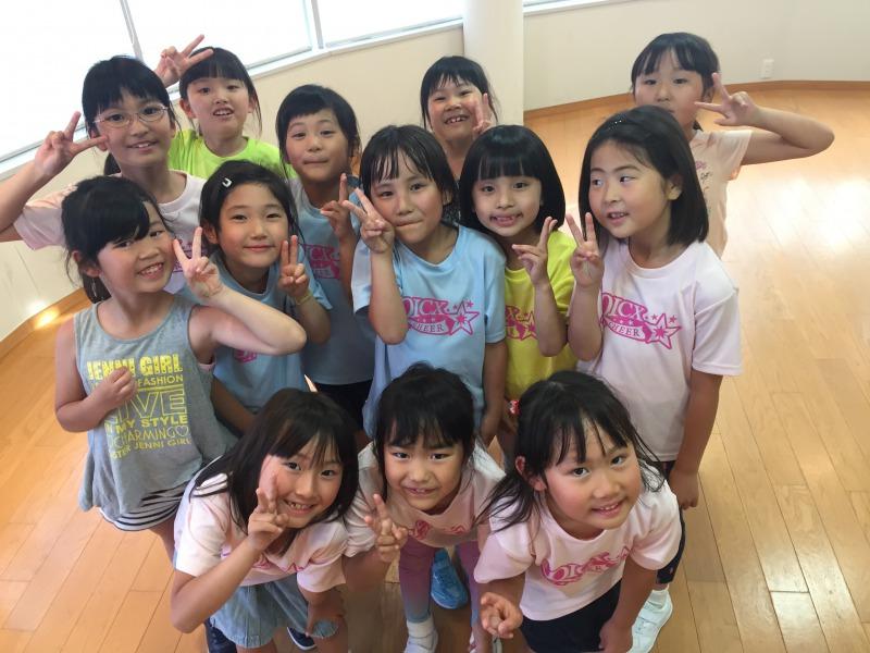 6月 LOICX☆チアダンススクール 本山