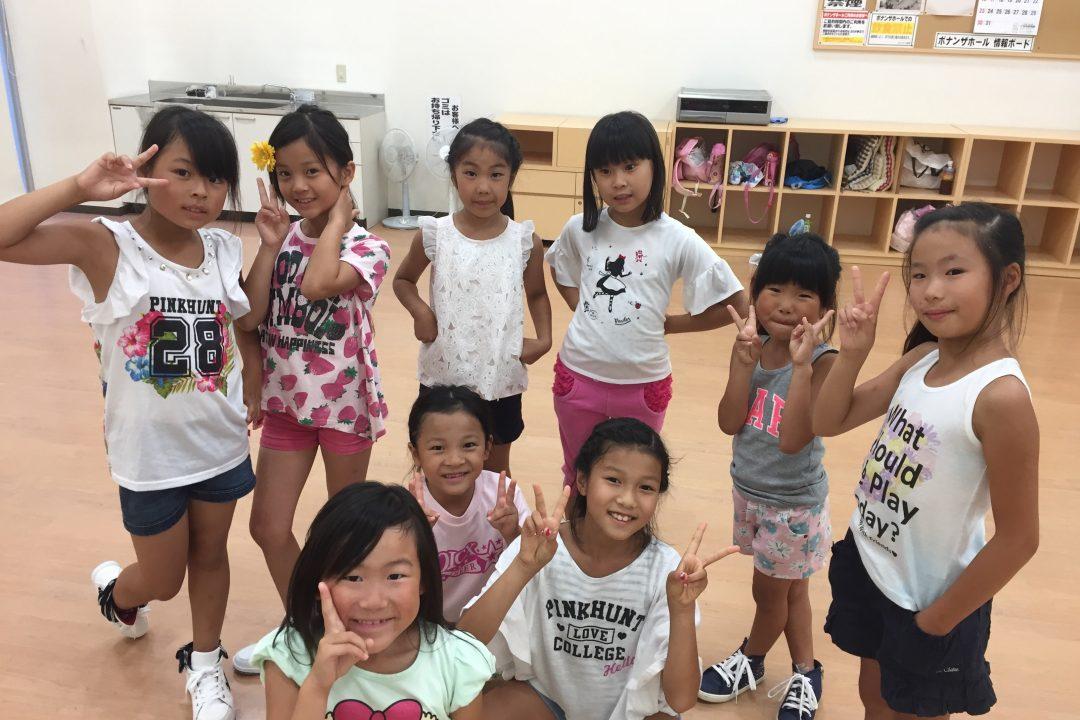 7月 LOICX☆チアダンススクール 津島 hip-hop