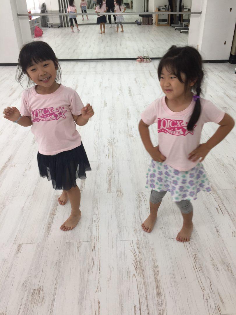 7月 LOICX☆チアダンススクール 名古屋 挑戦