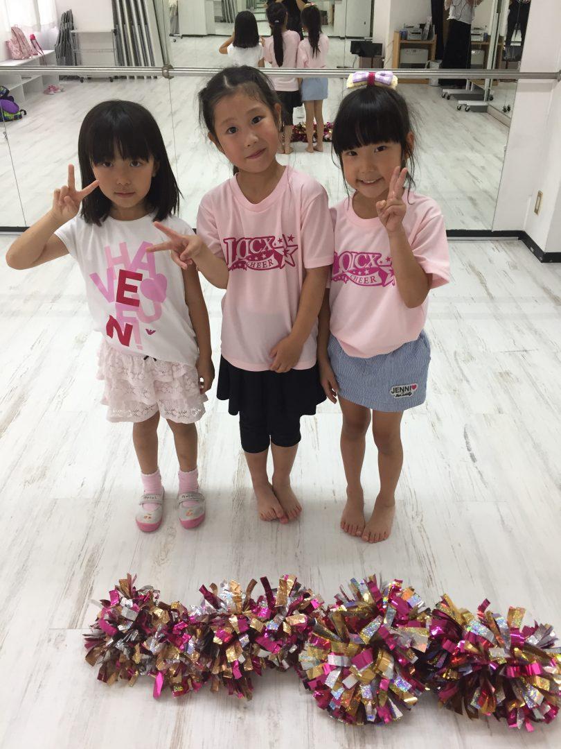 7月 LOICX☆チアダンススクール 名古屋