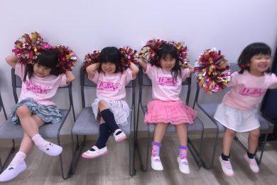 5月 LOICX☆チアダンススクール 葛西校