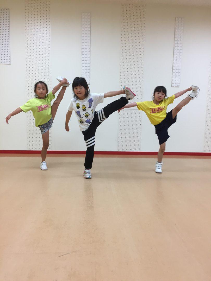 5月 LOICX☆チアダンススクール 可児多治見校