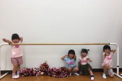 7月 LOICX☆チアダンススクール 守山志段味