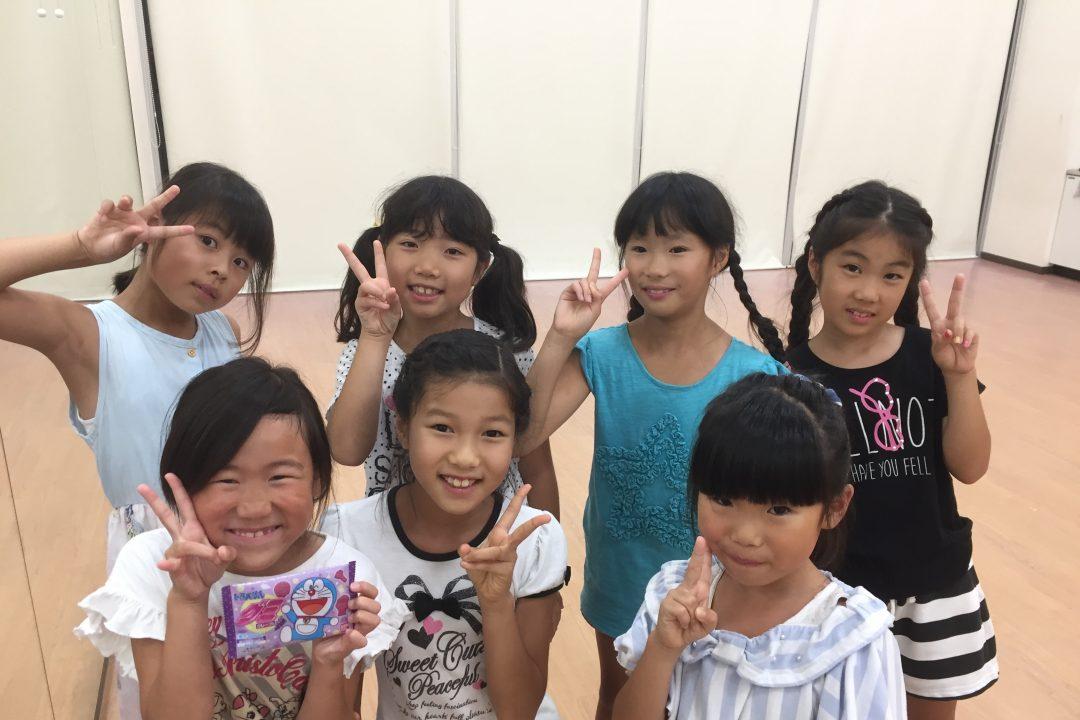 8月 LOICX☆チアダンススクール 津島