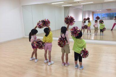 6月 LOICX☆チアダンススクール 日根野校