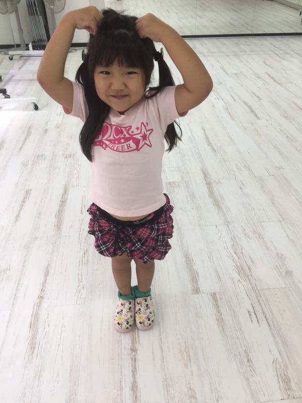 8月 LOICX☆チアダンススクール 名古屋 久しぶり