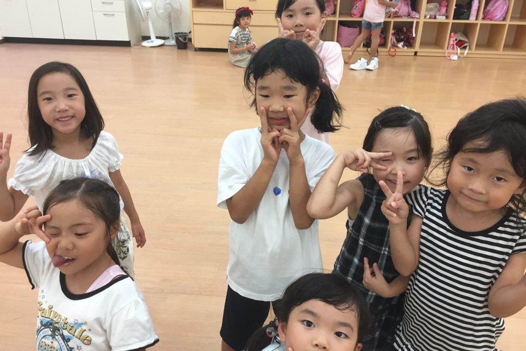 9月 LOICX☆チアダンススクール 津島 ダラダラ