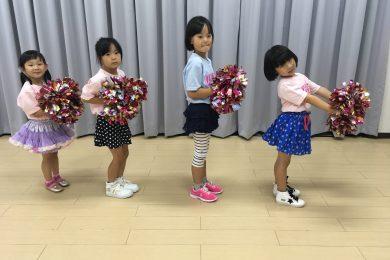 7月 LOICX☆チアダンススクール 神戸校