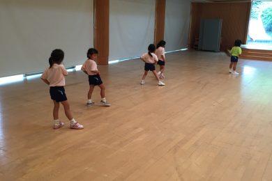 7月 LOICX☆チアダンススクール くずはローズ幼稚園校