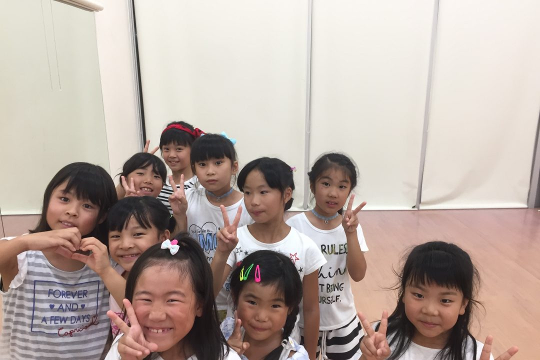 9月 LOICX☆チアダンススクール 津島