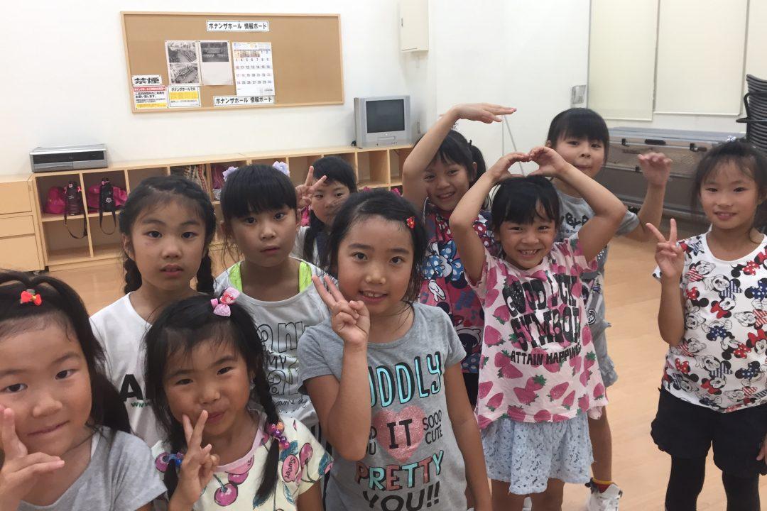 9月 LOICX☆チアダンススクール 津島 自信持つ
