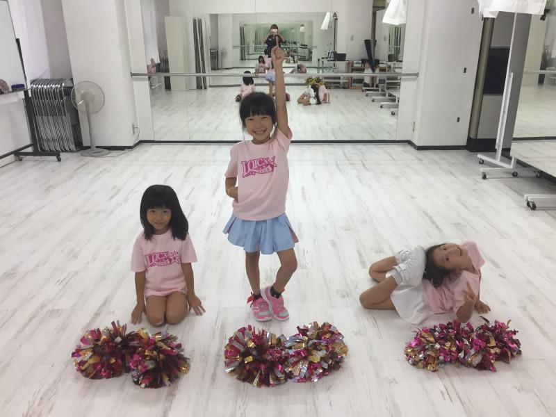 9月 LOICX☆チアダンススクール 名古屋 おしゃべり